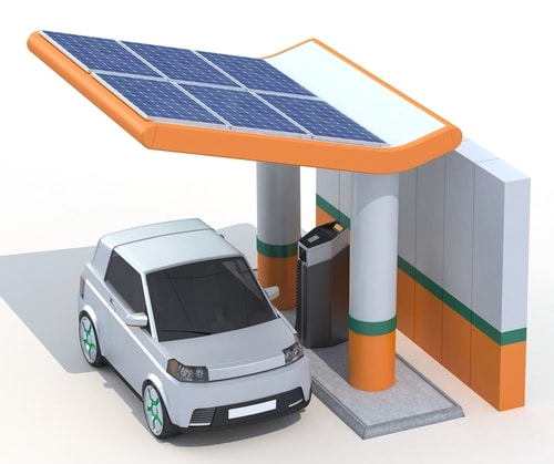 elektrisch rijden is de toekomst