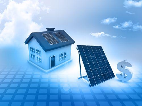 besparen zonnepanelen
