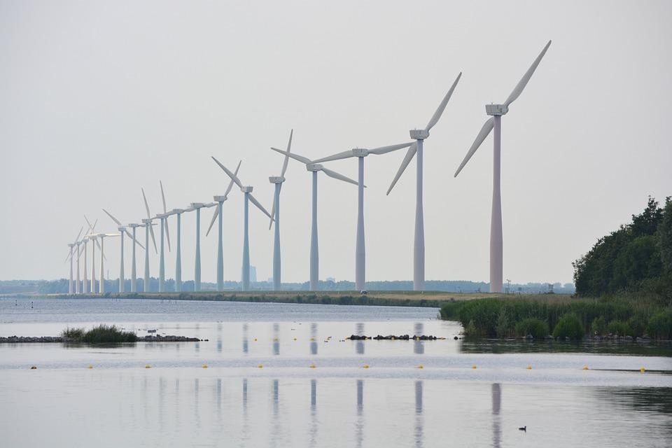 Windparken