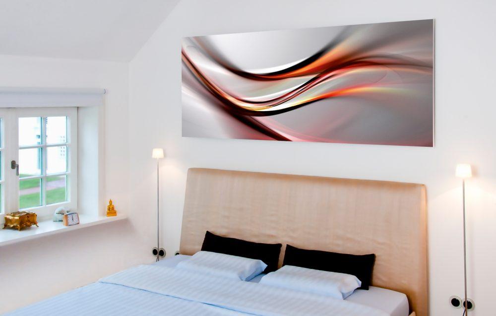 verwarming schilderij
